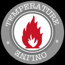 Temperature Online